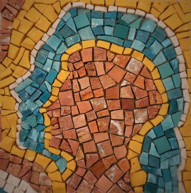 Mosaik, Mosaik Film, vertigo, mosaik filmplakat, francesca macherone, mosaico, mosaici berlino, mosaik berlin, mosaic berlin, lacamerachiara, la camera chiara, galerie, kunst galerie, mosaik galerie