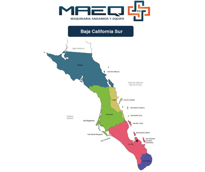 Maquinaria Ligera Baja California Sur