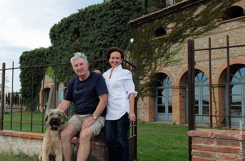 Serge & Marie Pierre Baux | Domaine Mas Baux