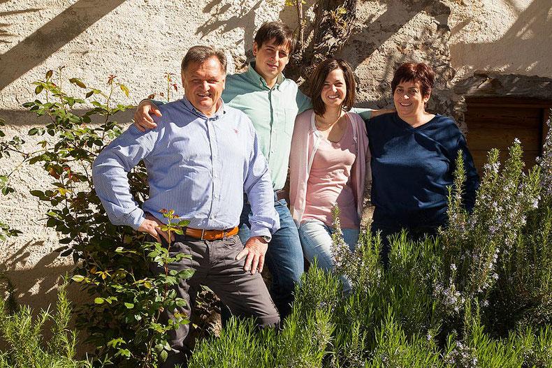 Familie Ochsenreiter | Weingut Haderburg