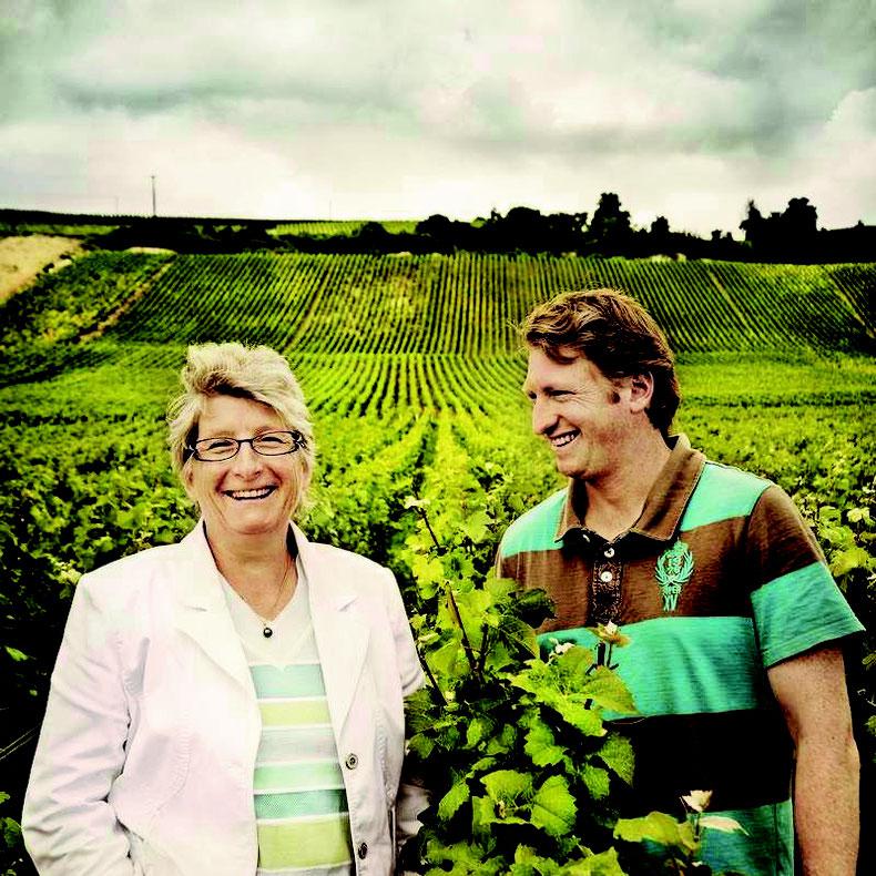 Françoise Bedel & Vincent Desaubeau | Champagne Bedel