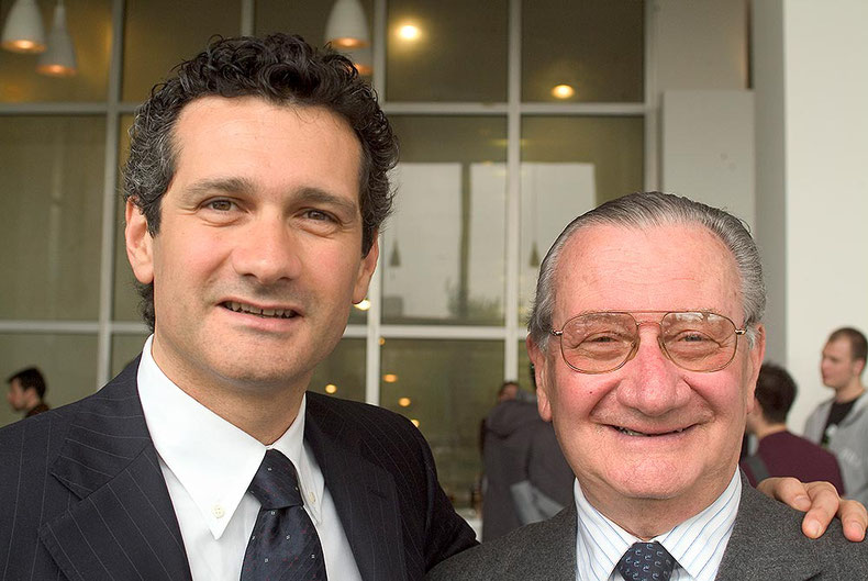 Michele & Massimo Bernetti | Umani Ronchi