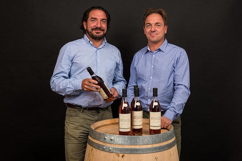 Mathieu & Martin-Béraut | Domaine de Pellehaut
