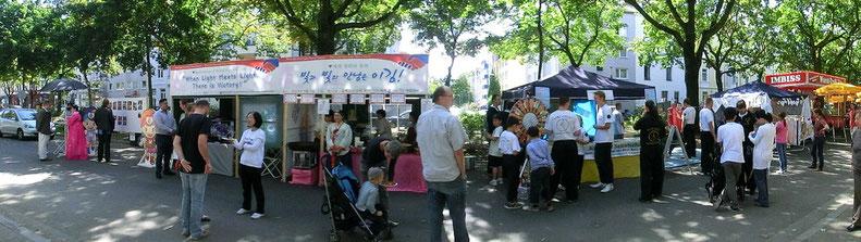 Stadtteilfest - Gallus leuchtet - 02.09.2012
