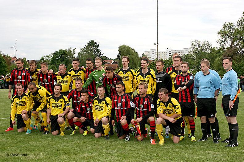 15.05.2014 : Eintracht Frankfurt zu Gast beim SVO !