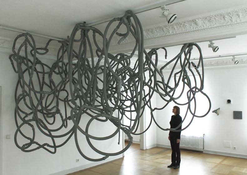"""""""Denkraum"""" - 2009 - Situation: Kunstmuseum Erlangen"""