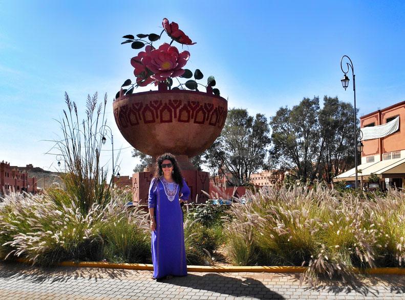 Kelaat M'Gouna, la città delle rose - Marocco