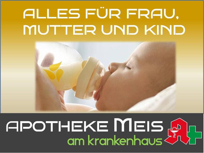 Apotheke Meis am Krankenhaus Cloppenburg, Johannes Meis e.K., Medela, Alles für Frau Mutter Kind Baby