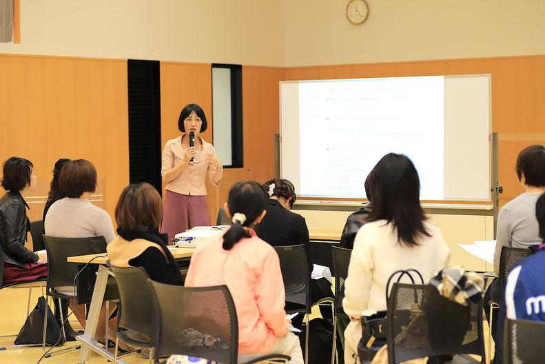 起業女性のためのワークショップ
