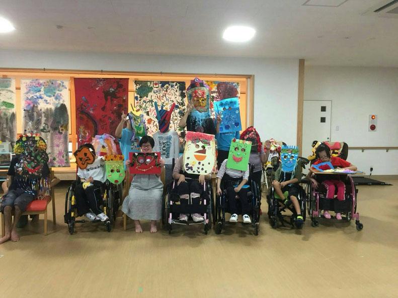 障害のある人もない人も一緒に楽しむアートイベント はーとあーと倶楽部