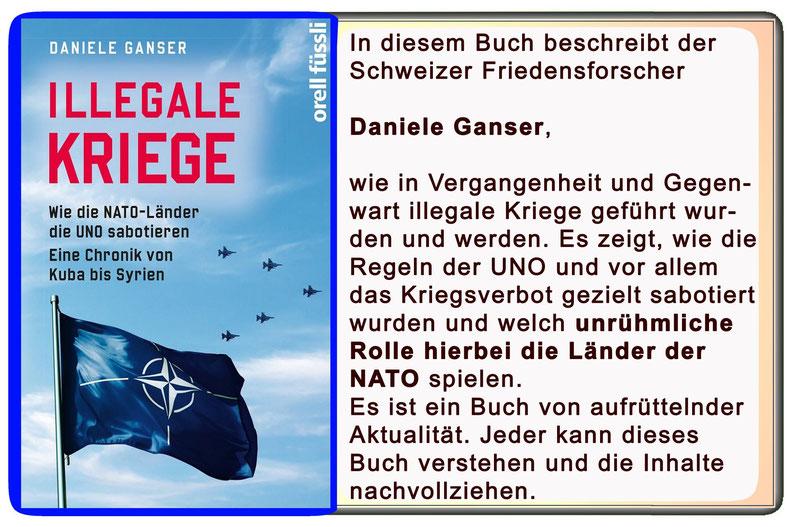 Daniele Ganser- Illegale Kriege