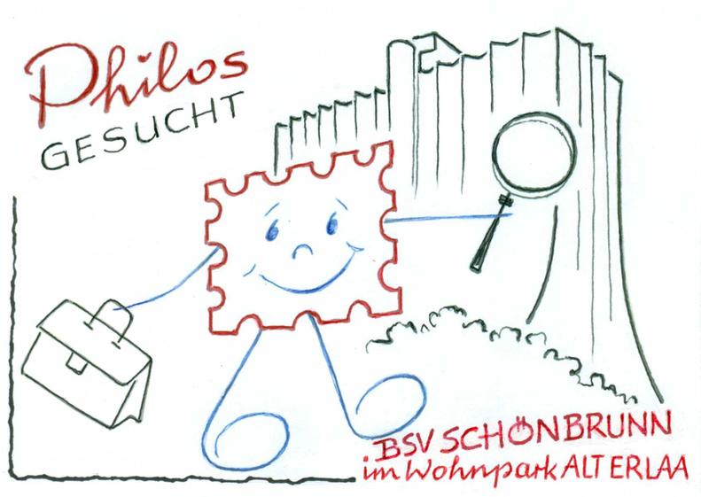Werbefolder BSV Schönbrunn