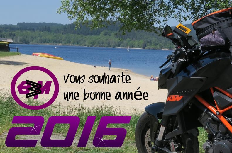 B3M vous souhaite une bonne année 2016