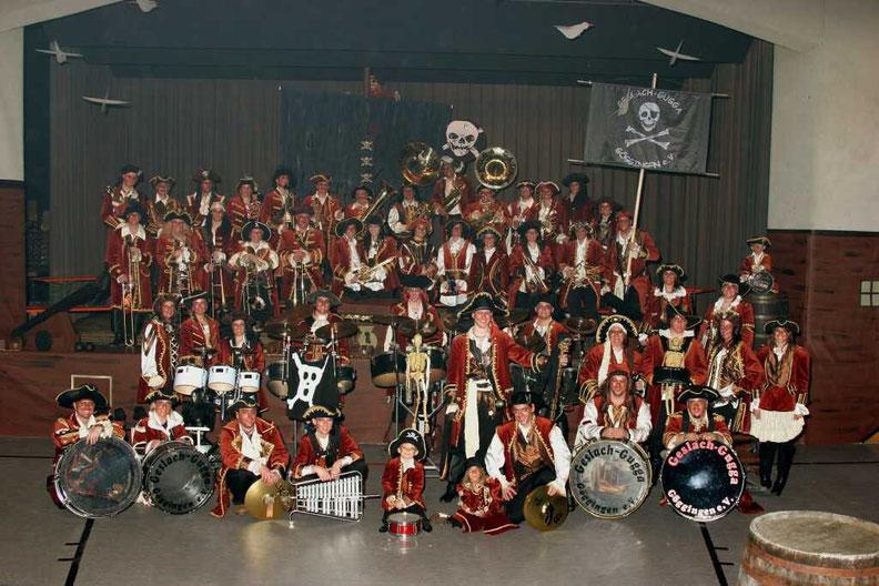 Piraten 2007 - 2009