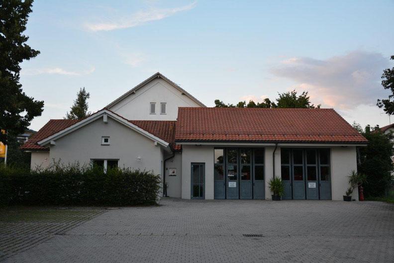 Feuerwehr Gerätehaus Mietraching
