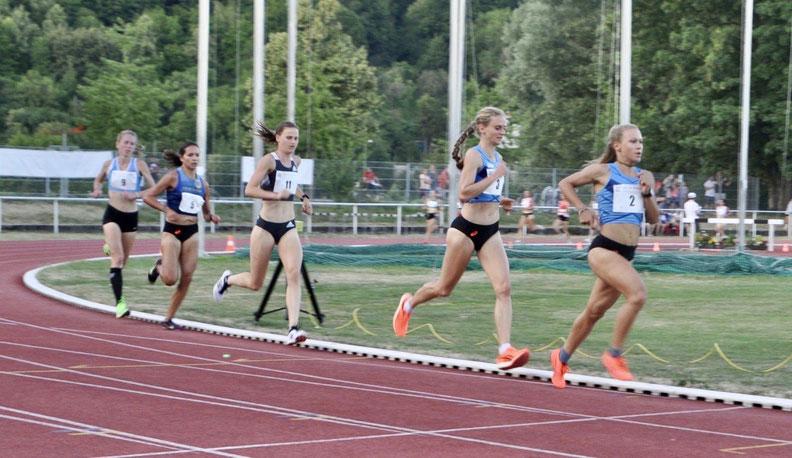 a Mayer Dsg wien Regensburg Sparkassengala Deutschland ASICS 3. Platz 5000 Meter Fabienne Königstein Schöneberg