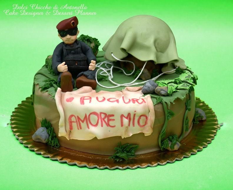 torta paracadutista-esercito-la spezia -liguria-dolci-compleanno-eventi