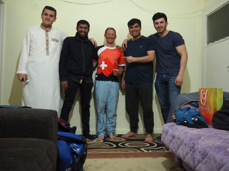 Best place to be in Yozgat :) international commune Turkey/Egypt, Pakistan, Switzerland, Afghanistan and Azerbaijan