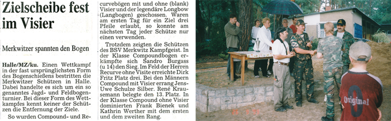 Foto und Artikel - BSV Merkwitz 1997 e.V.