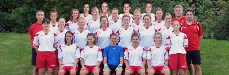 Mannschaften Red Lions: Damen Serie C, U15 B-Jugend und U10 - VSS.