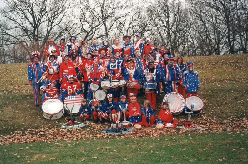 USA 1997 - 1999