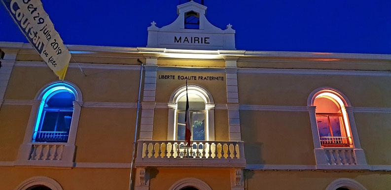 Mairie de Coursan (Photo FB)