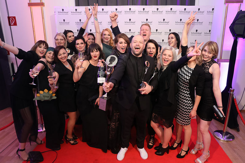 Team Lepschi&Lepschi Friseur - Austrian Hairdressing Awards 2019