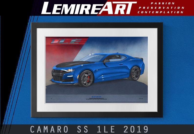 Camaro SS 1LE 2019