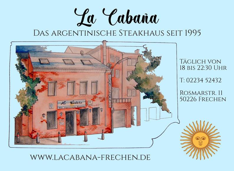 Steakhaus La Cabana Frechen