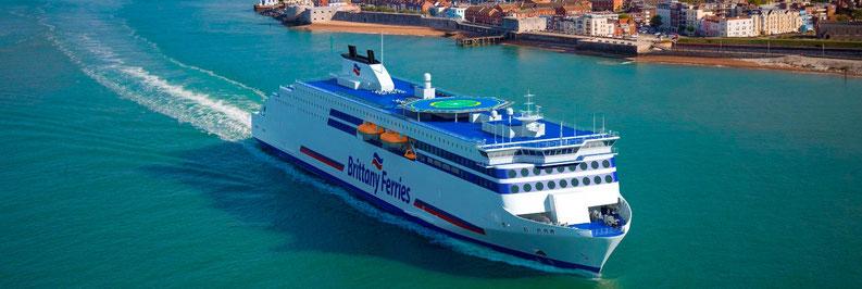 Brittany Ferries commande un second ferry de type Stena E-Flexer pour ses services reliant Portsmouth à l'Espagne.