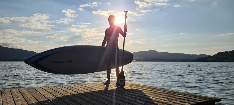 Stand Up Paddle, SUP
