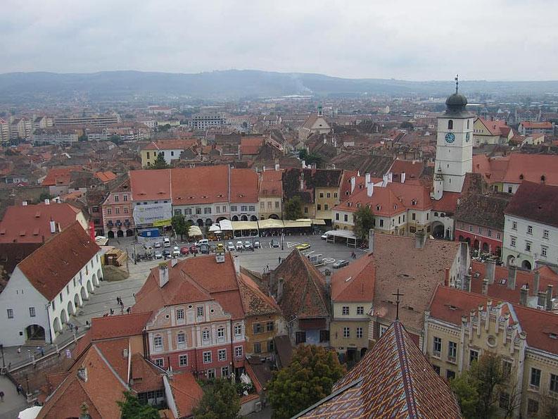 Sibiu, Transilvania - Romania