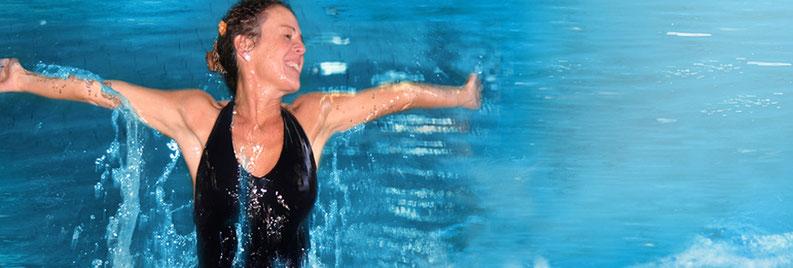 Aqua Fit / Bewegungs- und Fitnesskurse im Wasser