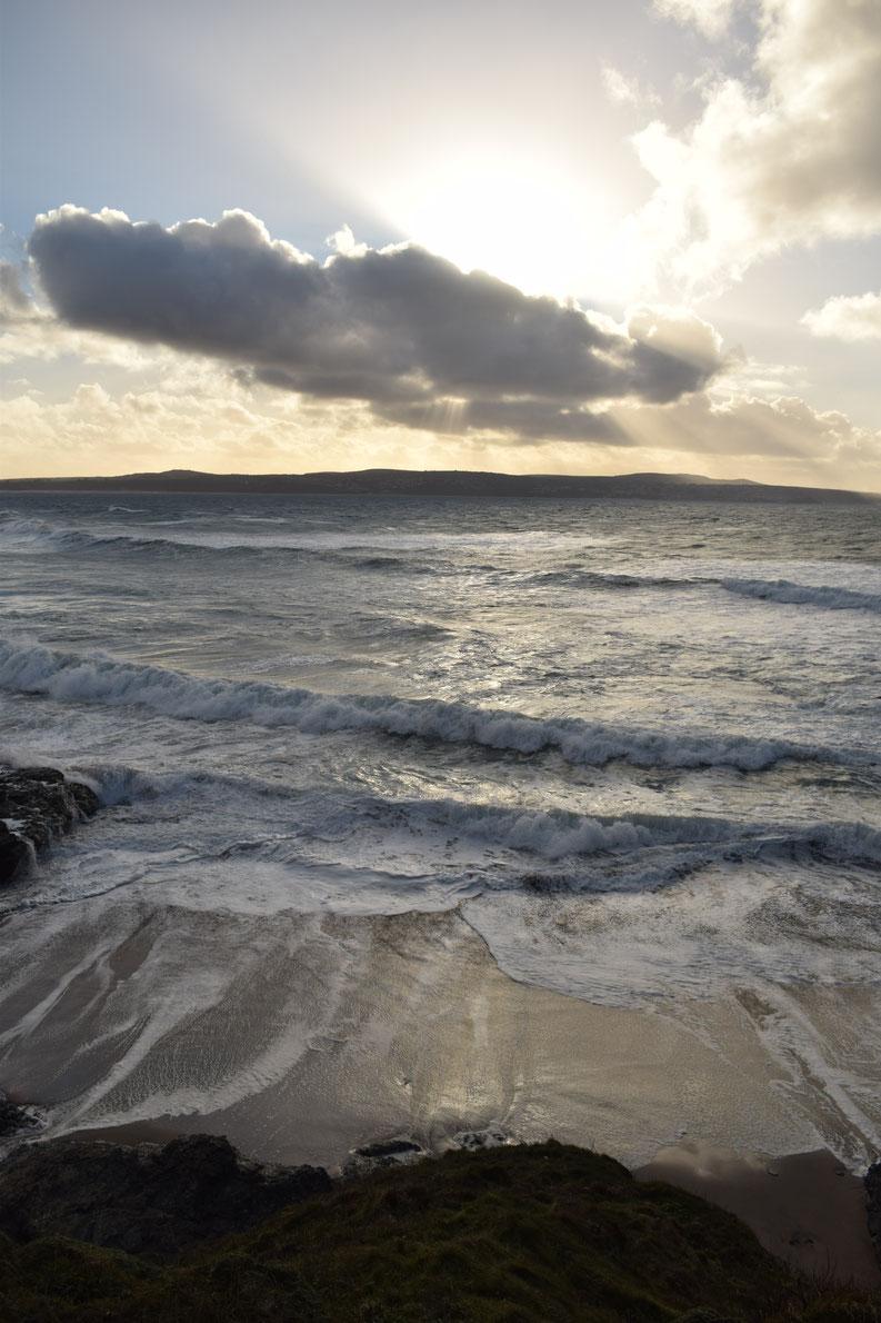 Gwithian, Cornwall Coast Path