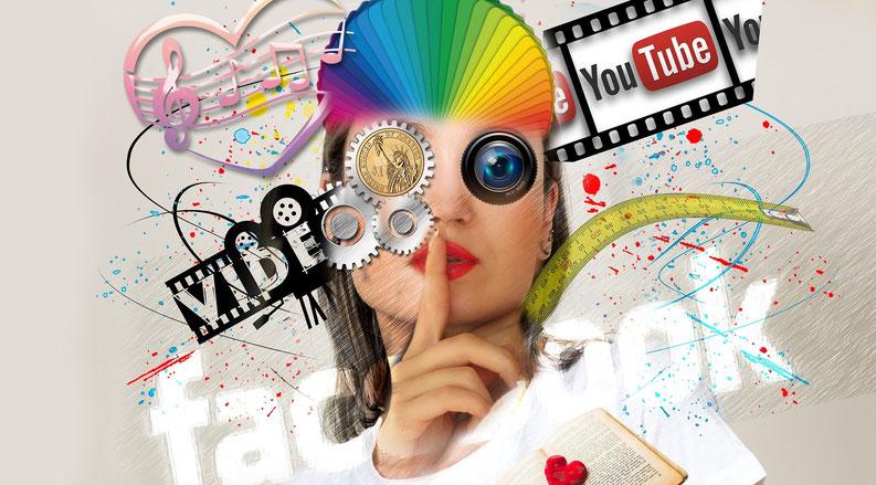 Achte auf klare und seriöse Berichterstattung (Gerd Altmann auf Pixabay)
