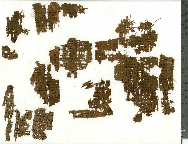 Le papyrus Oxyrhynque 5101 (P.Oxy.LXXVII 5101) est composé de fragments de la Septante (LXX) en langue grecque koïné. Il est daté entre 50 et 150 de n.e. Le manuscrit contient des passages des Psaumes et le Tétragramme écrit en paléo-hébreu.
