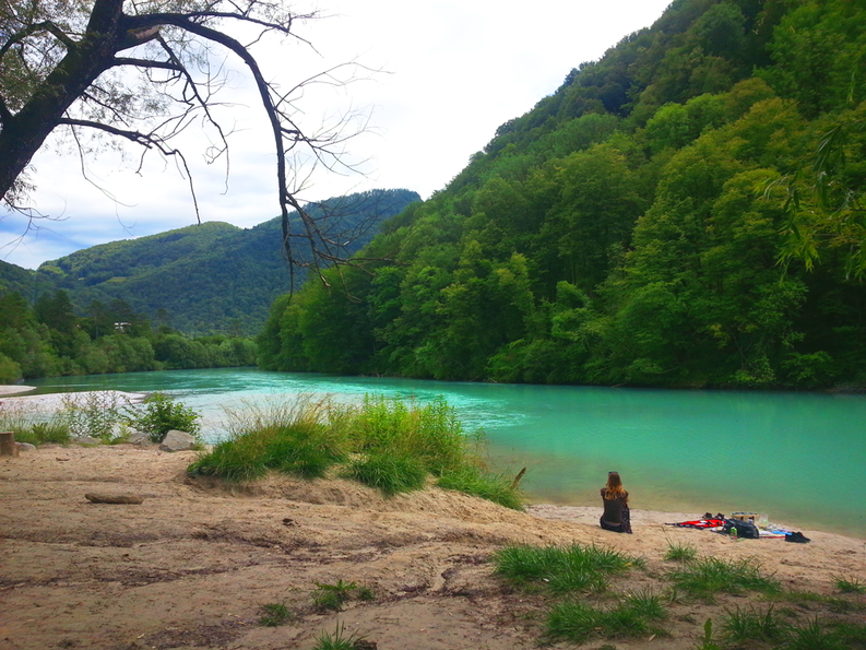 The best secret spot in Slovenia, Sotocje