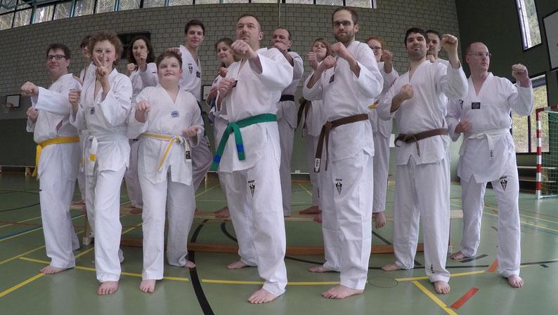 Taekwondo Hamm Veranstaltung Training Selbstverteidigung Kampfkunst Kampfsport Verein Abteilung TKD HSC HSC08 Hammer SportClub 2008 e. V.