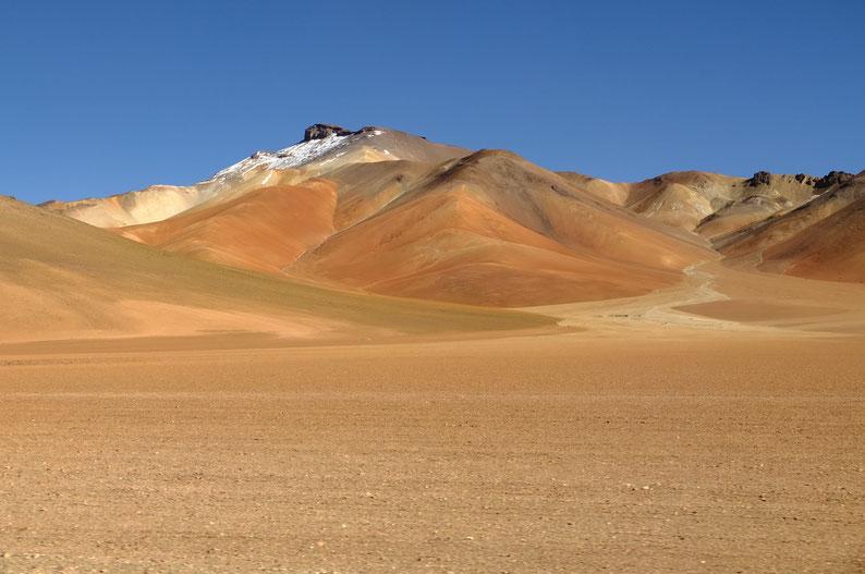 Paradisio del Altiplano boliviano © Patrice Rolle