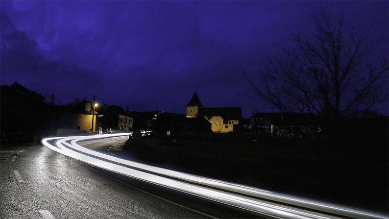 Night trips © Aline Condoure