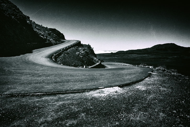 Sur la route © Philippe Calvo