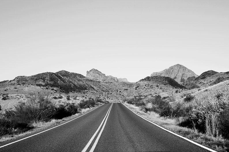 La route © Maxime Crozet