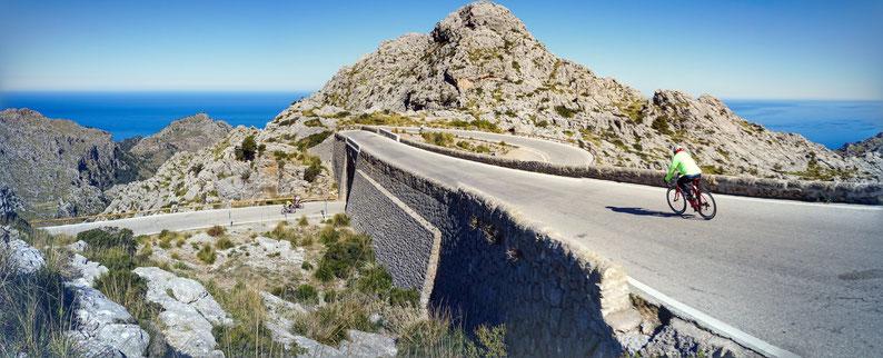 Road to Sa Calobra.