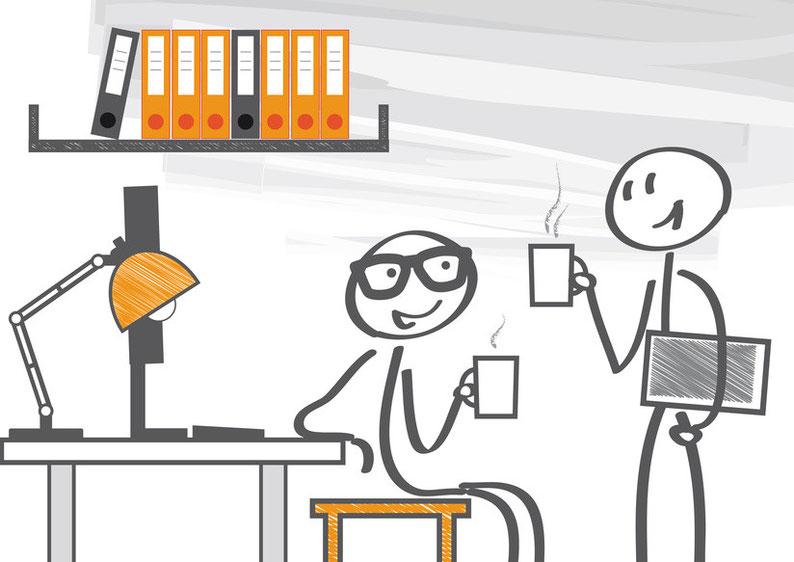 Ob beim Kaffee im Büro oder mal wieder zu Besuch bei einer Jobmesse, wir tauschen uns regelmäßig mit unseren Experten aus. Hier wollen wir Sie mit aktuellen Beiträgen rund um die Themen Bewerbung, Ausbildung und Job auf dem Laufenden halten.