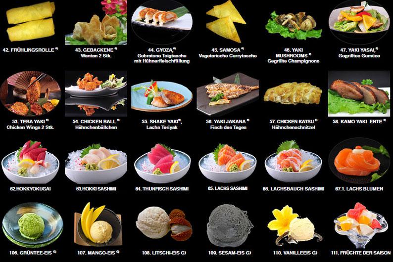 Chinarestaurant mit iPad Bestellung in Weil am Rhein. Sushi und vieles mehr.