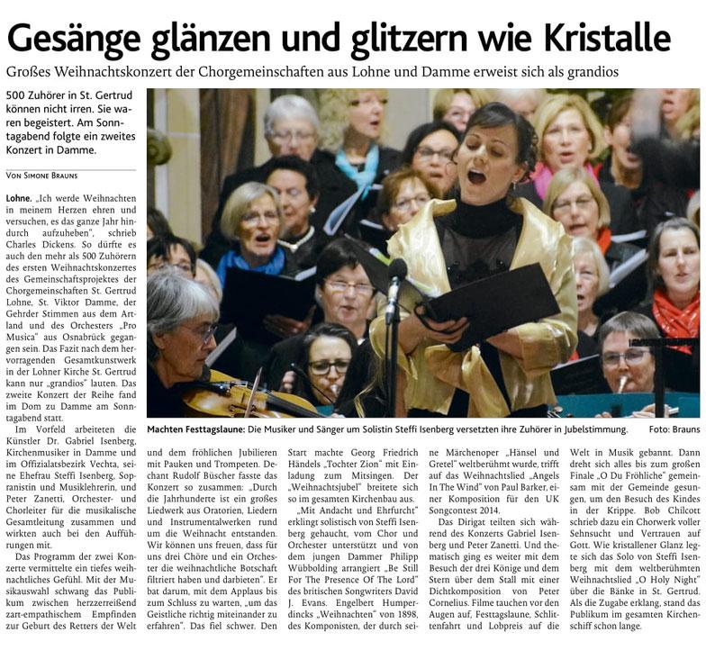 Oldenburgische Volkszeitung, 31.12.2018