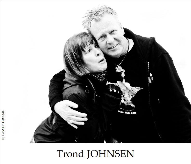 "Trond Johnsen - Vice Director der Norsk Blues Union Norwegen - GBA 2016 ""Ehrenpreis international"""