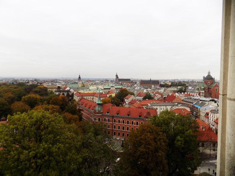 Krakow Herbst 2016