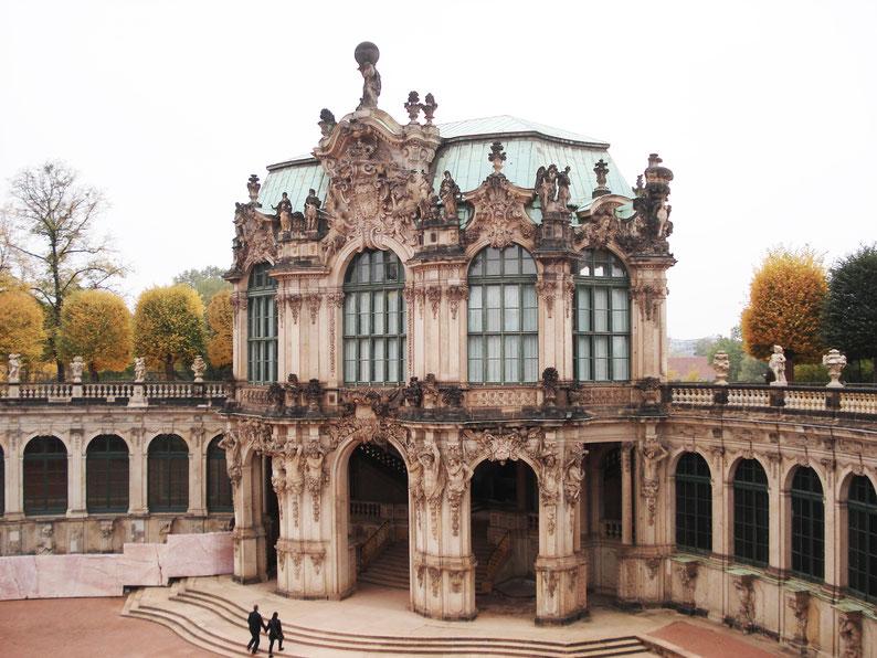 Dresdner Zwinger Bild 1