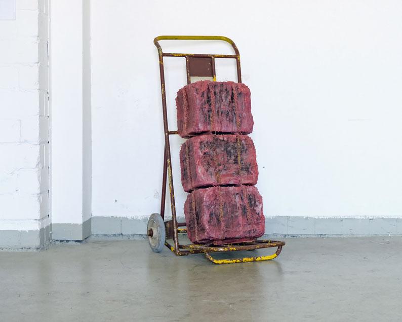 Gepäckstücke, Objekt 2018